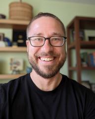 Headshot of Jeff Leek