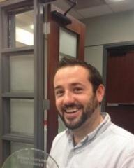 Headshot of John Muschelli